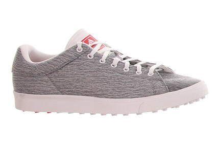 New Mens Golf Shoe Adidas Adicross Classic Medium 9 Gray MSRP $100