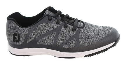 New Womens Golf Shoe Footjoy Leisure Medium 5 Gray MSRP $110