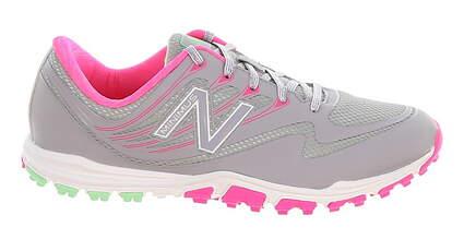 New Womens Golf Shoe New Balance Minimus Sport Medium 9 Pink/Gray MSRP $100