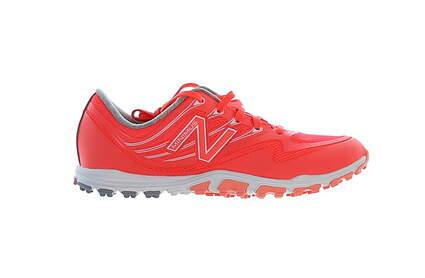 New Womens Golf Shoe New Balance Minimus Sport Medium 8 Coral MSRP $100