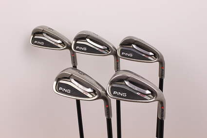 Ping G25 Iron Set 6-PW Ping TFC 189i Graphite Regular Right Handed Red dot 37.25 in