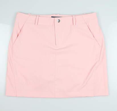 New Womens Ralph Lauren Polo Golf Skort Size 8 Maui Pink MSRP $100