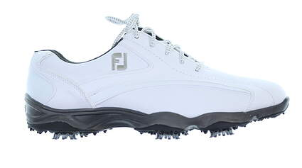 New W/O Box Mens Golf Shoe Footjoy Superlites Medium 11 White MSRP $160