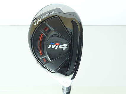 TaylorMade M4 Hybrid 5 Hybrid 25* Stock Graphite Shaft Graphite Ladies Right Handed 38.75 in