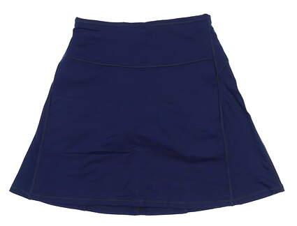 New Womens Ralph Lauren Polo Golf Skort Size X-Small XS Navy Blue MSRP $125