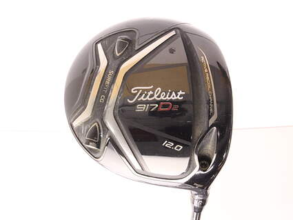 Titleist 917 D2 Driver 12* Diamana M+ 50 Limited Edition Graphite Regular Right Handed 45 in