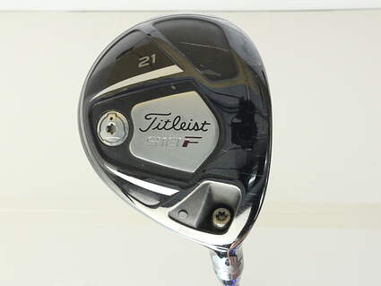 Titleist 910 F Fairway Wood 7 Wood 7W 21* Titleist Bassara W 45 Graphite Ladies Right Handed 40.5 in