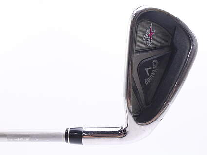 Callaway X2 Hot Single Iron 6 Iron Callaway X2 Hot Graphite Ladies Right Handed 36.75 in