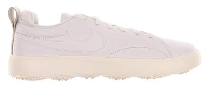 New Womens Golf Shoe Nike Course Classic 7.5 White MSRP $130