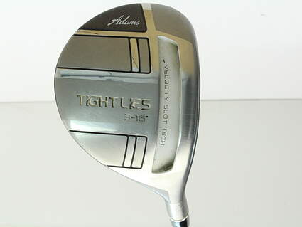 Adams 2013 Tight Lies Fairway Wood 3 Wood 3W 16* Adams Mitsubishi Bassara Eagle Graphite Ladies Right Handed 42 in