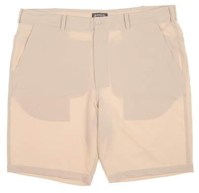 New Mens Antigua Ellis Golf Shorts Size 40 Stone MSRP $65 101137
