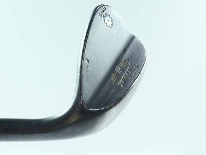 Titleist Vokey SM5 Raw Black Wedge Sand SW 56* 14 Deg Bounce Titleist SM5 BV Steel Wedge Flex Right Handed 35 in