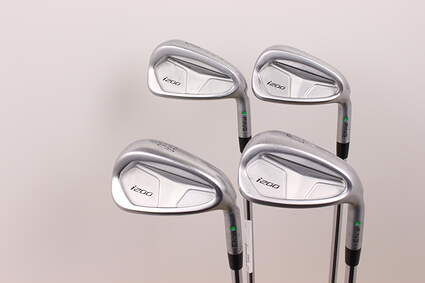 Ping i200 Iron Set 8-PW GW Nippon NS Pro 850GH Steel Regular Right Handed Green Dot 36.75 in