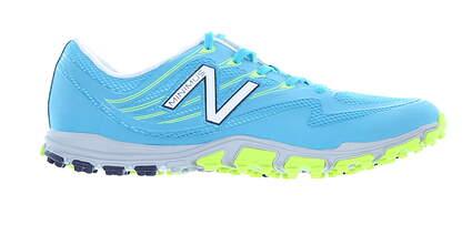 New W/O Box Womens Golf Shoe New Balance 1006 Medium 6.5 Blue MSRP $85