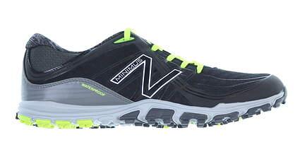 New Womens Golf Shoe New Balance Minimus 1005 Medium 10.5 Black/Lime MSRP $105