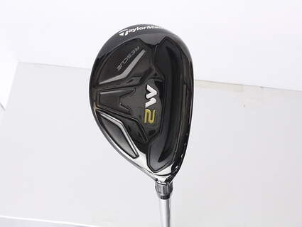 TaylorMade 2016 M2 Hybrid 5 Hybrid 25* TM Reax 45 Graphite Ladies Right Handed 38.5 in