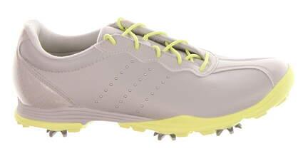 New Womens Golf Shoe Adidas Adipure DC Medium 8.5 Gray MSRP $110