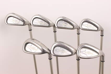 Callaway X-14 Iron Set 4-PW Callaway Gems Graphite Ladies Right Handed 37 in