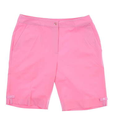 New Womens EP Pro Monet Golf Shorts Size 6 Flirt Pink MSRP $75 8140FD