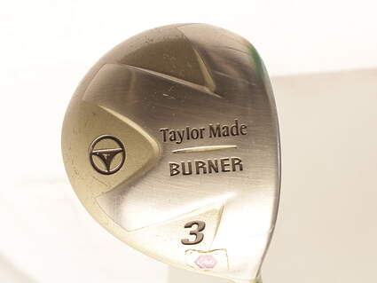 TaylorMade 1998 Burner Fairway Wood 3 Wood 3W TM Bubble 2 Graphite Ladies Right Handed 42.25 in