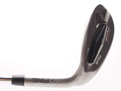 Ping Tour Gorge Wedge Lob LW 58* Standard Sole Stock Steel Shaft Steel Right Handed Silver Dot 35.5 in