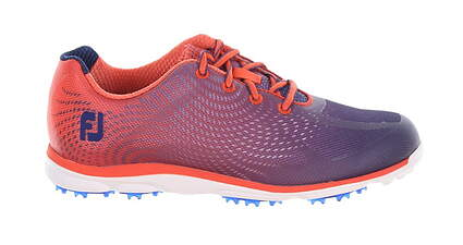 New Womens Golf Shoe Footjoy emPOWER Medium 7.5 Purple/Pink MSRP $120 98014