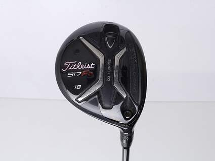 Titleist 917 F2 Fairway Wood 5 Wood 5W 18* Diamana M+ 50 Limited Edition Graphite Ladies Right Handed 41.5 in