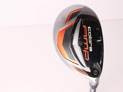 Cobra AMP Hybrid 3 Hybrid 19* Cobra Aldila RIP Graphite Stiff Right Handed 40.25 in