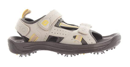 New Womens Golf Shoe Footjoy Specialty Sandal Medium 7 Gray MSRP $80 48444