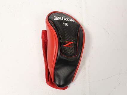 Srixon Z785 H3 Hybrid Headcover Red/Black