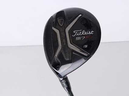 Titleist 917 F2 Fairway Wood 3 Wood 3W 15* Diamana S+ 70 Limited Edition Graphite Regular Left Handed 43 in