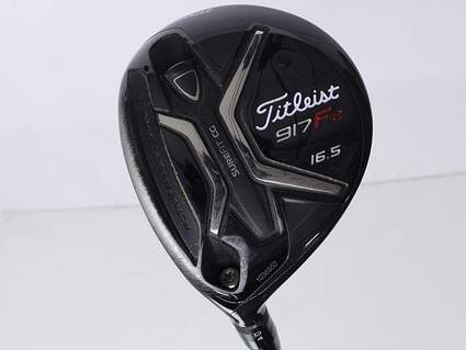 Titleist 917 F2 Fairway Wood 4 Wood 4W 16.5* Diamana S+ 70 Limited Edition Graphite Regular Left Handed 43 in