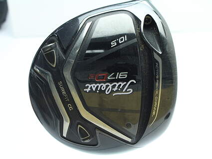 Titleist 917 D2 Driver 10.5* Diamana S+ 60 Limited Edition Graphite Regular Left Handed 45 in