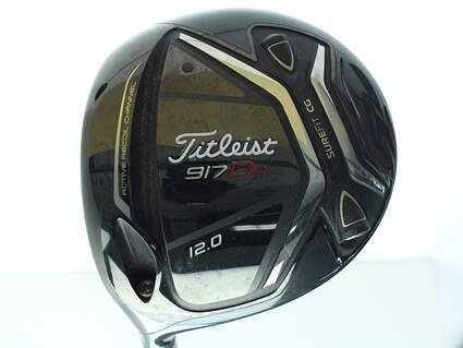 Titleist 917 D2 Driver 12* Diamana M+ 50 Limited Edition Steel Senior Right Handed 45.25 in