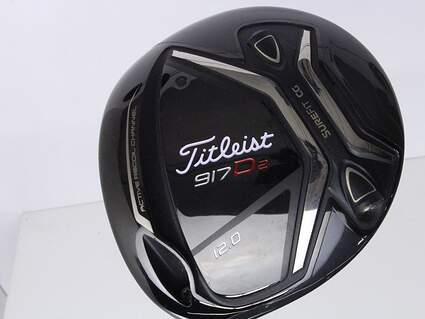 Titleist 917 D2 Driver 12* Diamana M+ 40 Limited Edition Graphite Ladies Left Handed 44.25 in