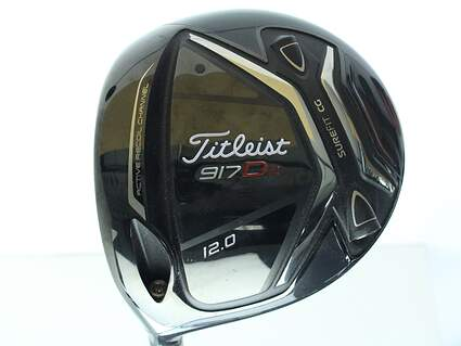 Titleist 917 D2 Driver 12* Diamana S+ 60 Limited Edition Graphite Regular Left Handed 45.25 in