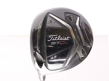Titleist 917 D2 Driver 9.5* Diamana S+ 60 Limited Edition Graphite Regular Left Handed 45.25 in