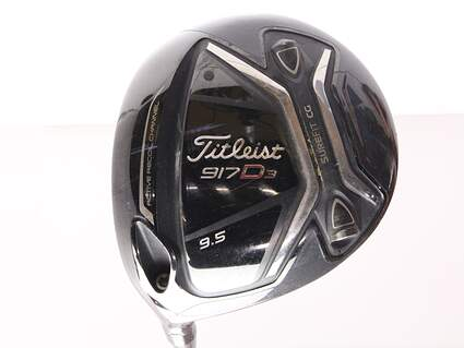 Titleist 917 D3 Driver 9.5* Diamana S+ 60 Limited Edition Regular Left Handed 45 in