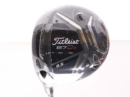 Mint Titleist 917 D2 Driver 8.5* Diamana S+ 60 Limited Edition Graphite Stiff Left Handed 45.5 in