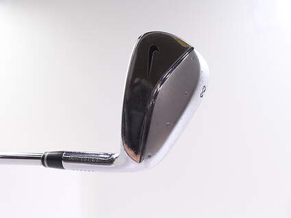 Nike VR Forged Pro Combo Single Iron 8 Iron Stock Steel Shaft Steel Stiff Right Handed 36.75 in