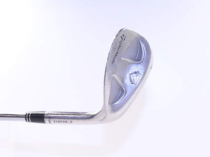 TaylorMade Rac Satin Tour TP Wedge Lob LW 60* True Temper Dynamic Gold Steel Wedge Flex Right Handed 35 in