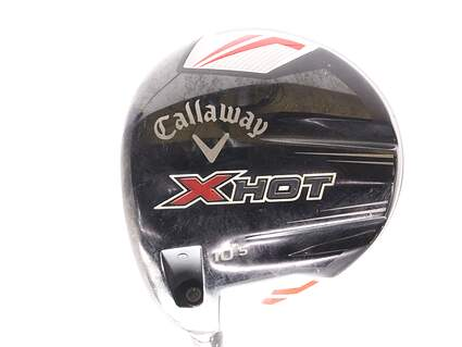 Callaway 2013 X Hot Driver 10.5* Project X Velocity Graphite Regular Left Handed 46 in
