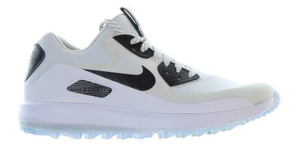 New Mens Golf Shoe Nike Air Zoom 90 IT 9.5 White MSRP $175