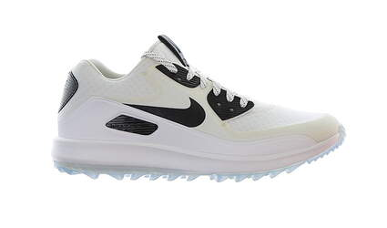 New Mens Golf Shoe Nike Air Zoom 90 IT 10 White MSRP $175