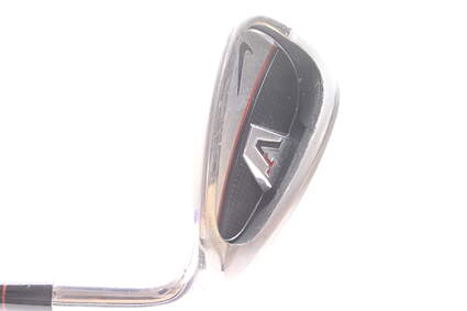 Nike Victory Red Cavity Back Wedge Gap GW Stock Graphite Shaft Graphite Ladies Right Handed 34.5 in