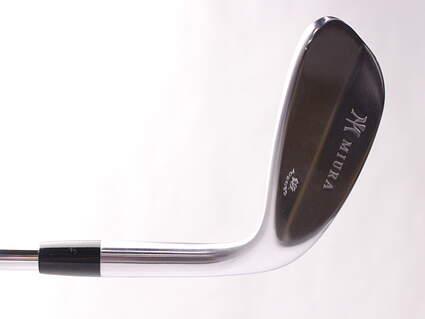 Mint Miura Wedge Series Wedge Gap GW 51* FST KBS Wedge Steel Stiff Right Handed 35.75 in