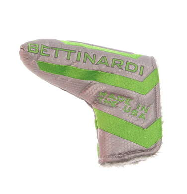 Bettinardi Blade Limited Putter Headcover Green/Silver