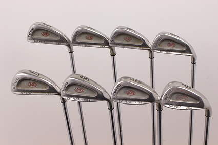 Callaway S2h2 Iron Set 2nd Swing Golf
