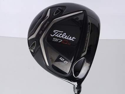 Titleist 917 D2 Driver 12* Diamana S+ 60 Limited Edition Graphite Stiff Right Handed 44.75 in