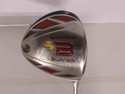 TaylorMade 2009 Burner Driver 9.5* TM Fujikura Reax TP 65 Graphite Stiff Right Handed 45.5 in